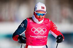 February 5, 2018 - Pyeongchang, SOUTH KOREA - 180205 Ingvild Flugstad ¯stberg of Norway during a training session on February 5, 2018 in Pyeongchang..Photo: Jon Olav Nesvold / BILDBYRN / kod JE / 160136 (Credit Image: © Jon Olav Nesvold/Bildbyran via ZUMA Press)