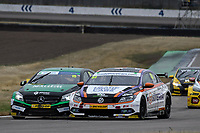 #44 Michael Caine Trade Price Cars with Team HARD Racing Volkswagen CC during BTCC Race 1  as part of the Dunlop MSA British Touring Car Championship - Rockingham 2018 at Rockingham, Corby, Northamptonshire, United Kingdom. August 12 2018. World Copyright Peter Taylor/PSP. Copy of publication required for printed pictures.
