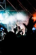 Subsonica. Concerto di Legnano, Milano, 7 settembre 2012.