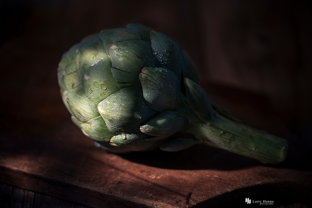 Photographs of Fruits and Vegetables by food photographer Larry Hanna