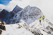Trail Running Twin Peaks