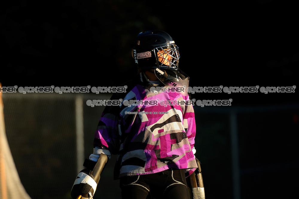 Jenn Hoets (Goalie, Captain)