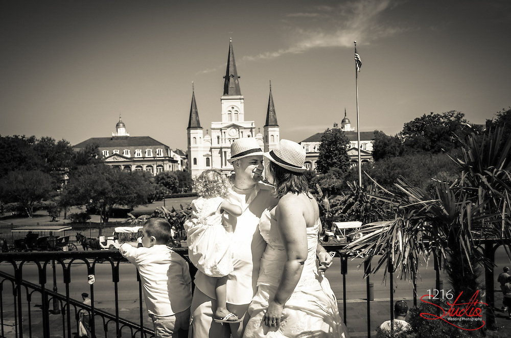 New Orleans Wedding Photos, New Orleans Wedding Photographer, French Quarter Weddings, New Orleans Bride, St. Louis Cathedral Wedding Photographer, Jackson Square Wedding Photography, NOLA Weddings, 1216 Studio, Weddings in New Orleans