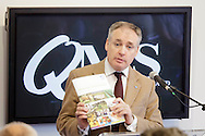 Royal Highland Show, 2014. QMS Industry breakfast address by Jim Mclaren (Chair) and Rural Affairs Cabinet Sec. Richard Lochhead. PAYMENT TO CRAIG STEPHEN 07905 483532