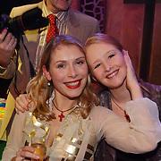 Premiere Nonsens, Elle van Rijn en haar zusje