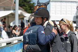 Guerdat Steve, Philippe, (SUI) <br /> Grand Prix Longines<br /> Longines Jumping International de La Baule 2015<br /> © Hippo Foto - Dirk Caremans<br /> 17/05/15