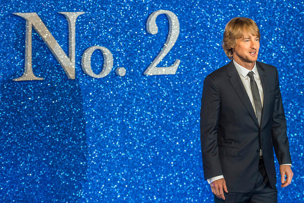 Owen Wilson - Paramount Pictures Presents A 'Fashionable' Screening of Zoolander No.2  - the sequel directed by and starring Ben Stiller.