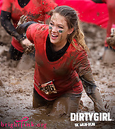 Nearly 8,000 women raced in the Scranton Dirty Girl Mud Run at Montage Mountain on May 3, 2014. The event supported Bright Pink, a national non-profit organization focusing on the risk reduction and early detection of breast and ovarian cancers in women of all ages.