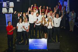 The 2017 SkillsUSA National Leadership and Skills Conference Competition Medalists were announced Friday, June 23, 2017 at Freedom Hall in Louisville. <br /> <br /> Occupational Health and Safety - Multiple<br /> <br /> Team G (consisting of Joseph Rotondo, Jillian Taylor, Elias Rotondo)<br />   High School Upper Cape Regional<br />   Gold Bourne, MA<br /> Occupational Health and Safety - MultipleTeam A (consisting of Ariel Carrillo, Roberto Sagredo, Mariluz Cruz)<br />   High School Cross Keys High School<br />   Silver Atlanta, GA<br /> Occupational Health and Safety - MultipleTeam C (consisting of ALEXA BAYLON, MICHAEL MORENO, DELONDRA DEFREEZE)<br />   High School Dubiski Career High School<br />   Bronze Grand Prairie, TX<br /> Occupational Health and Safety - MultipleTeam A (consisting of Karma Cone, Anne-Marie Graham)<br />   College Mississippi Gulf Coast CC-Lucedale<br />   Gold Lucedale, MS