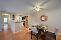 Interior image of Sacramento Square Apartments in Alexandria Virginia by Jeffrey Sauers of Commercial Photographics, Architectural Photo Artistry in Washington DC, Virginia to Florida and PA to New England
