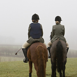 Bramham and Badsworth Moor Foxhounds Newcomers Day 2010
