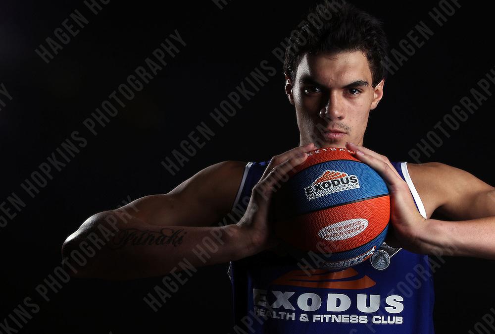 BASKETBALL PLAYER, STEVEN ADAMS