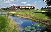 AFFERDEN - Clubhuis op Golfbaan Landgoed Bleijenbeek. COPYRIGHT KOEN SUYK