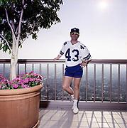 Elton John in LA 1986