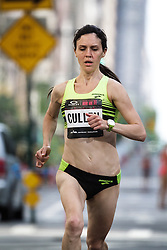 NYRR Oakley Mini 10K for Women: Mary Cullen, Ireland, Brooks