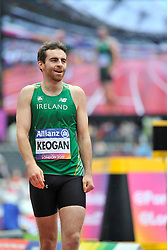 22/07/2017 : Paul Keogan (IRL), T37, Men's 400m, Heat, at the 2017 World Para Athletics Championships, Olympic Stadium, London, United Kingdom