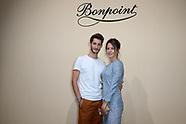 Paris Haute Couture - Bonpoint - Frontrow - 04 July 2018