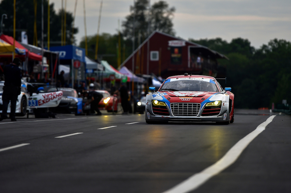 22-24 August 2014, Alton, Virginia USA<br /> 35, Audi, R8 LMS, GTD, Seth Neiman, Dion von Moltke<br /> &copy;2014, Scott R LePage <br /> LAT Photo USA