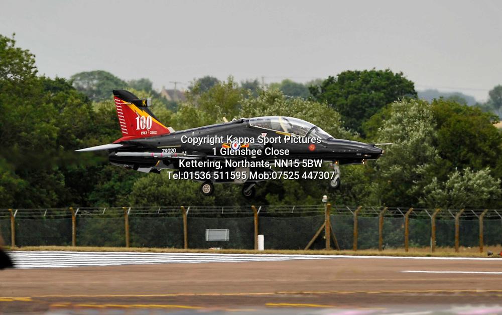 Hawk T2, Royal International Air Tattoo, RAF Fairford Gloustershire, Friday 17th July 2015Royal International Air Tattoo, RAF Fairford, Gloustershire, 16th July 2015 Royal International Air Tattoo, RAF Fairford, Gloustershire, 16th July 2015