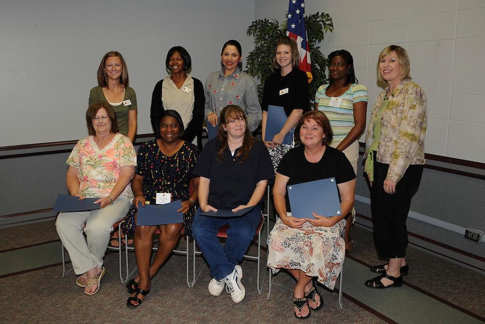 CNEP inservice and awards<br />Oklahoma City<br />OSU OK City