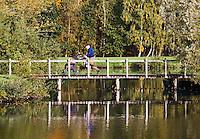 VELDHOVEN - Hole yellow 6. Golfbaan Gendersteyn Burggolf.  COPYRIGHT KOEN SUYK