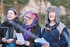 Portobello Community Orchard Wassail | Edinburgh | 27 January 2018