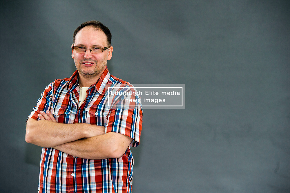 """Pictured: <br /> <br /> Andrei Ivanov, born in Estonia in 1971, knows, in his own words, """"all the ups and downs of a Soviet education"""", as he grew up in """"a typical proletarian Russian family"""". Although he sees himself as part of the Russian literary tradition, he identifies Estonia as his home country and his creative point of departure. After graduating from the Tallinn Pedagogical University (now Tallinn University), where he wrote his thesis on the language of Vladimir Nabokov, Ivanov briefly worked as a teacher, moved to Scandinavia and explored Denmark for a number of years, studied several languages, and wrote his first novel. His Russian-language novels Hanuman's Journey to Lolland (2009), Bizarre (2013), and Confession of a Lunatic (2015) recount his experiences in Scandinavia.<br /> <br /> Ger Harley 