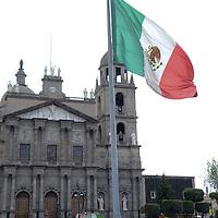 Toluca, Méx.- Adrián Fuentes Villalobos, secretario de Desarrollo Económico, anuncio el paso de la carrera Panamericana por suelo mexiquense el sábado y domingo. Agencia MVT / José Hernández