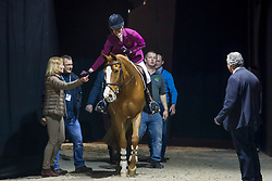 Diniz Luciana, POR, Fit For Fun 13<br /> Indoor Brabant 2018<br /> © Sharon Vandeput<br /> 11/03/18