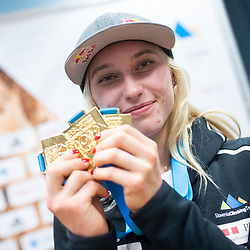 20190823: SLO, Climbing - Press conference and reception for Slovenian national climbing team