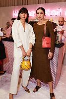 Natalie Suarez attends the Klarna STYLE360 NYFW Hosts threeASFOUR Runway Show Sponsored By Klarna USA