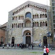 ITA/Parma/20120930- Kathadraal di Parma waar prinses Luisa Irene is gedoopt