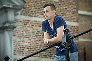BRUNO APPELS, doelman van FC Den Bosch in zijn woonplaats Turnhout Belgie