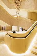 Staircase to ballrooms, Park Hyatt Bangkok