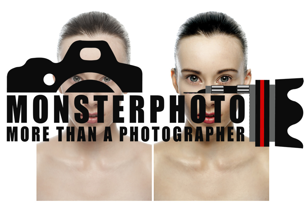 Photo Retouched images the before and after