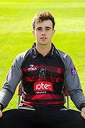 Royal London One-Day Cup kit portrait of Ben Green during the Somerset County Cricket Club PhotoCall 2017 at the Cooper Associates County Ground, Taunton, United Kingdom on 5 April 2017. Photo by Graham Hunt.