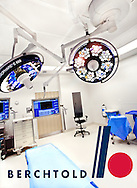 Operating room at University Medical Center Princeton-Plainsboro.