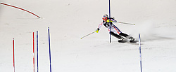11.01.2011, Hermann Maier Weltcupstrecke, Flachau, AUT, FIS World Cup Ski Alpin, Ladies, Slalom, im Bild // Nastasia Noens (FRA) // during women´s ski World Cup Slalom in Flachau, Austria, EXPA Pictures © 2011, PhotoCredit: EXPA/ S. Zangrando