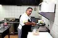 Restaurante La Abadia, Malecon, Havana Centro, Cuba.