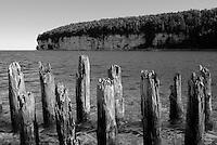 Fayette Historic State Park.<br /> Garden Peninsula, Michigan's Upper Peninsula