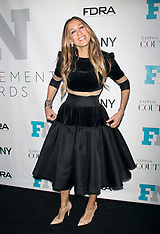 DEC 03 2014 Sarah Jessica Parker at the Fashion Footwear Association Awards
