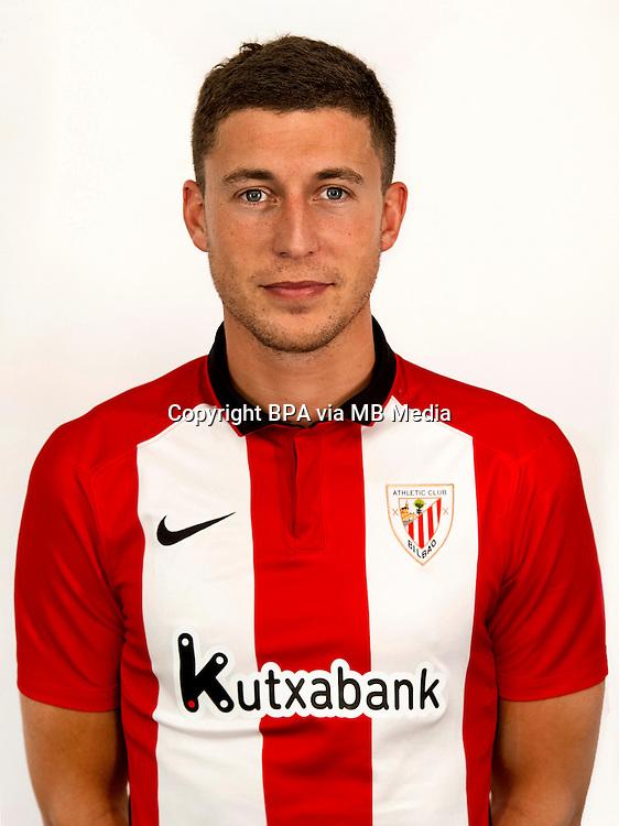 Spain - Liga BBVA 2015-2016 / <br /> ( Athletic Club Bilbao ) -<br /> Oscar de Marcos Arana