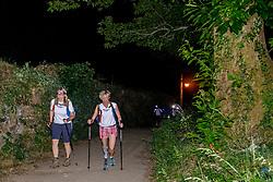 16-06-2017 NED: We hike to change diabetes day 6, Santiago de Compostela <br /> De laatste dag van Herrerias de Valcarce naar Santiago de Compastela. Ingrid, Mathilde