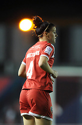 Bristol Academy Womens' Jasmine Matthews - Photo mandatory by-line: Dougie Allward/JMP - Mobile: 07966 386802 - 13/11/2014 - SPORT - Football - Bristol - Ashton Gate - Bristol Academy Womens FC v FC Barcelona - Women's Champions League
