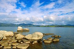 Lagoa da Ibiraquera no municipio de Imbituba, SC. FOTO: Jefferson Bernardes / Preview.com