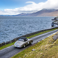 Car 17 Christian von Sanden / Alexander von Bernewitz Porsche 356D Convertible