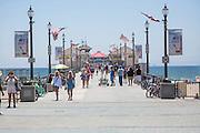 4th of July on the Huntington Beach Pier