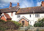 Attractive village cottage, Dunwich, Suffolk, England