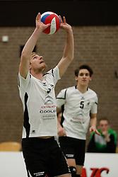 20170225 NED: Eredivisie, Valei Volleybal Prins - Coolen - Alterno: Ede<br />Wessel van Lunzen of Coolen Alterno <br />©2017-FotoHoogendoorn.nl / Pim Waslander