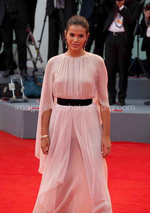 Bruna Marquezine at the premiere of the film Suburbicon at the 74th Venice Film Festival, Sala Grande on Saturday 2 September 2017, Venice Lido, Italy.